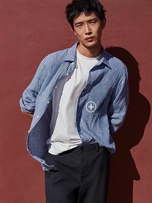 d061e08b Men's Shirts | UNIQLO