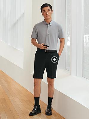 Bright Summer Men Shorts Pants Linen Short Beach Shorts Men Beach Pant Fashion Men's Clothing