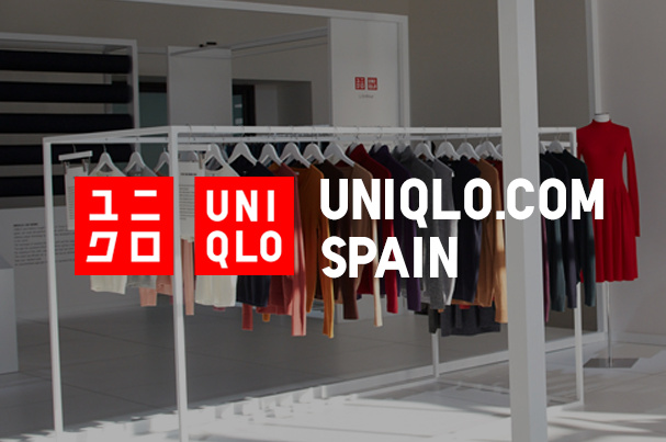 NEW ONLINE STORE FOR SPAIN