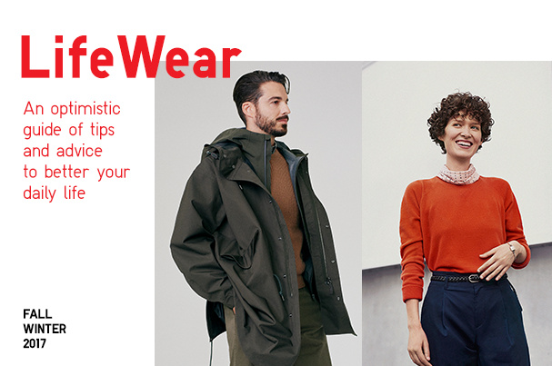 UNIQLO LIFEWEAR FW 2017