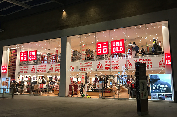 UNIQLO OXFORD STORE