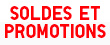 SOLDES & PROMOTIONS