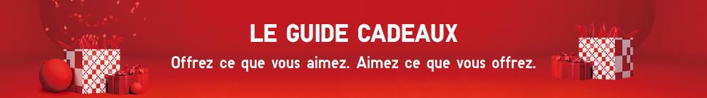 LE GUIDE CADEAUX