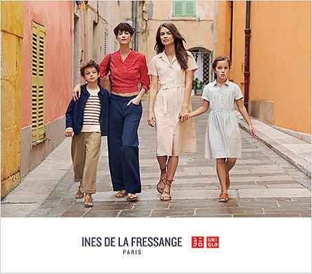 INES DE LA FRESSANGE PRINTEMPS/ÉTÉ 2019 : ENFIN DISPONIBLE