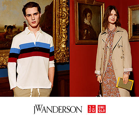 UNIQLO AND JW ANDERSON SPRING/SUMMER 2019: AVAILABLE NOW