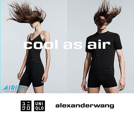 UNIQLO AND ALEXANDERWANG SPRING/SUMMER 2019: NOW AVAILABLE