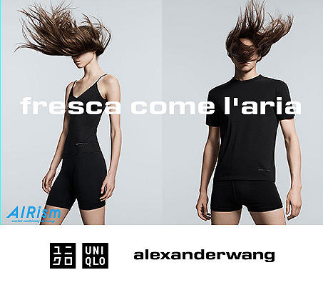 UNIQLO & ALEXANDERWANG PRIMAVERA/ESTATE 2019: DISPONIBILE ORA