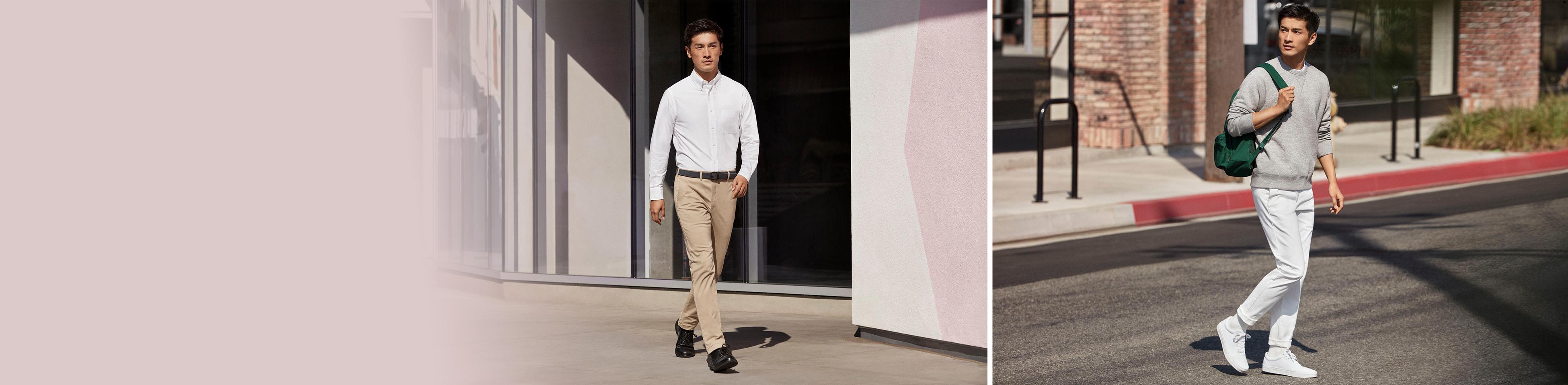 Pantalones Chinos