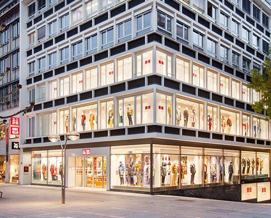 Your UNIQLO Stuttgart store UNIQLO