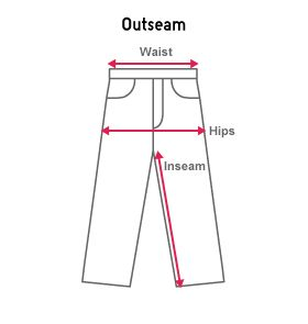 Outseam