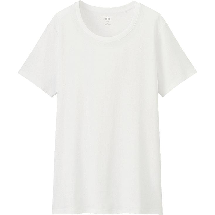 DAMEN T-Shirt aus Supima Cotton