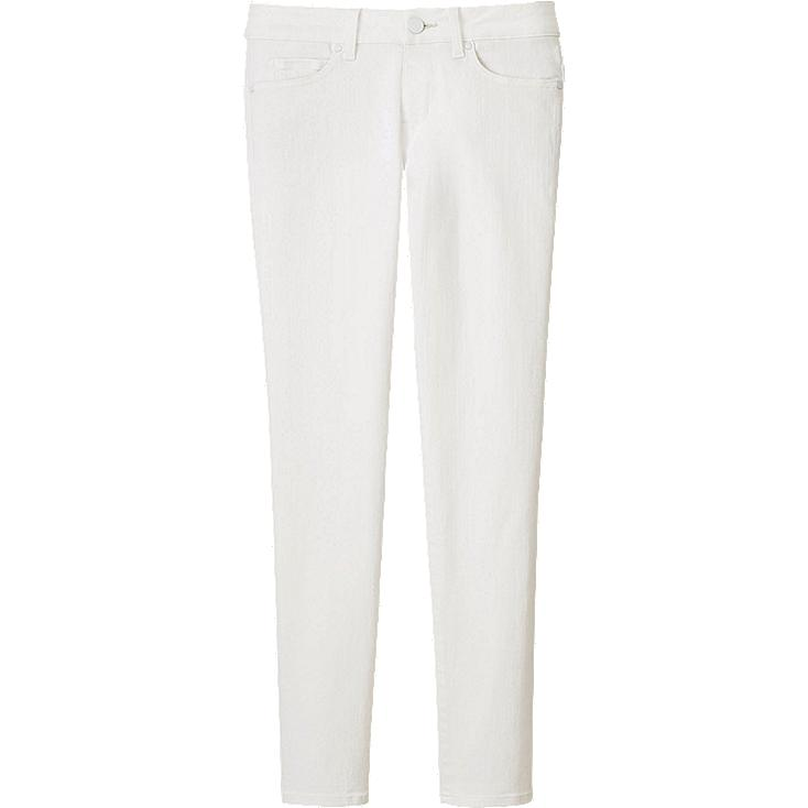 WOMEN Ultra Stretch Ankle Length Jeans