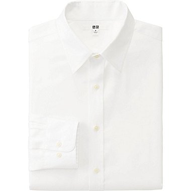 HERREN Oxford Easy Care Hemd Regular Fit