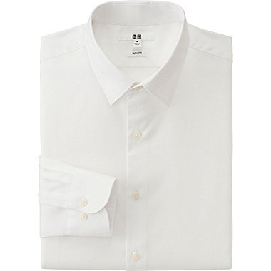 HERREN Easy Care Hemd Slim Fit lange Ärmel