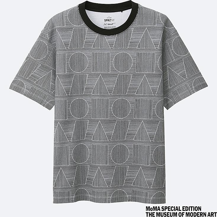 MEN SPRZ NY Graphic T-Shirt (Sol LeWitt)
