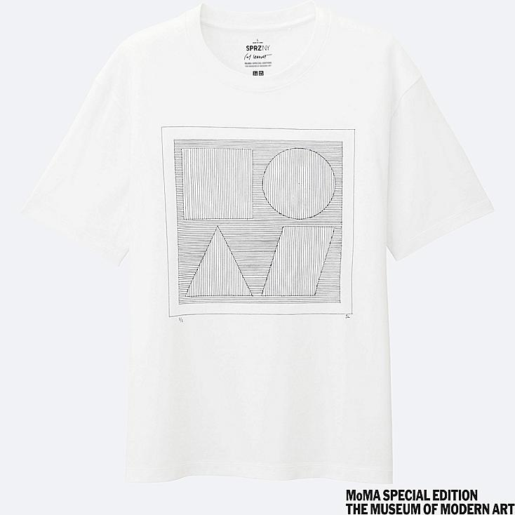 MEN SPRZ NY Short Sleeve Graphic T-Shirt (Sol LeWitt)