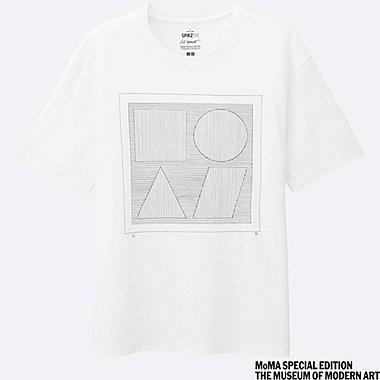 MEN SPRZ NY Short Sleeve Graphic T-Shirt (Sol LeWitt)