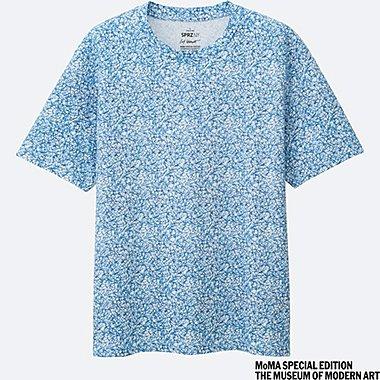MEN SPRZ NY Graphic T-Shirt (Sol LeWitt)