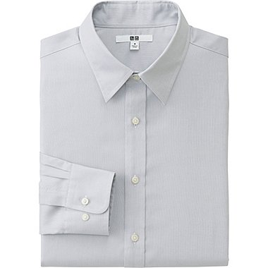 Camisa Easy care Oxford manga larga HOMBRE