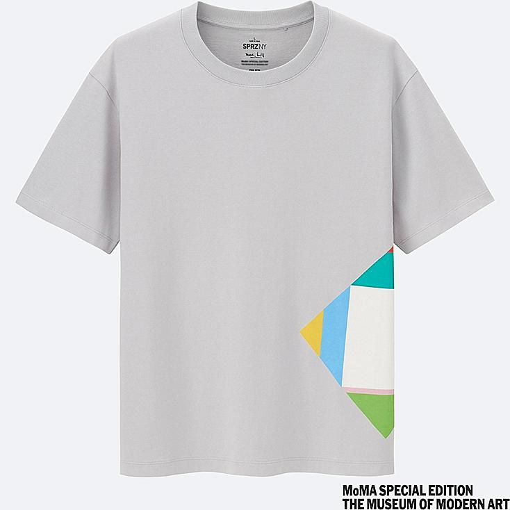 MEN SPRZ NY Short Sleeve Graphic T-Shirt (Max Bill)