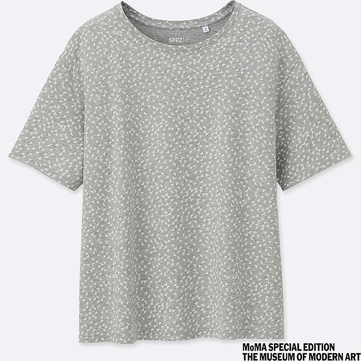 T-Shirt SPRZ NY (Anni Albers) FEMME