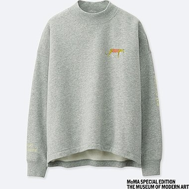 WOMEN SPRZ NY LONG SLEEVE SWEAT PULLOVER (MATTHEW BRANNON)