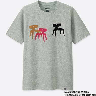 MEN SPRZ NY SHORT SLEEVE GRAPHIC T-SHIRT (EAMES)