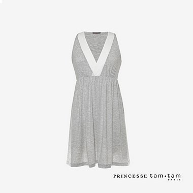 WOMEN PRINCESSE TAM.TAM DRESS DOUCEUR (NEW FLORA)