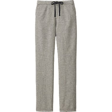 DAMEN Hose aus Baumwoll-Leinen