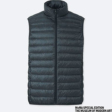 MEN SPRZ NY SOL LEWITT ULTRA LIGHT DOWN VEST