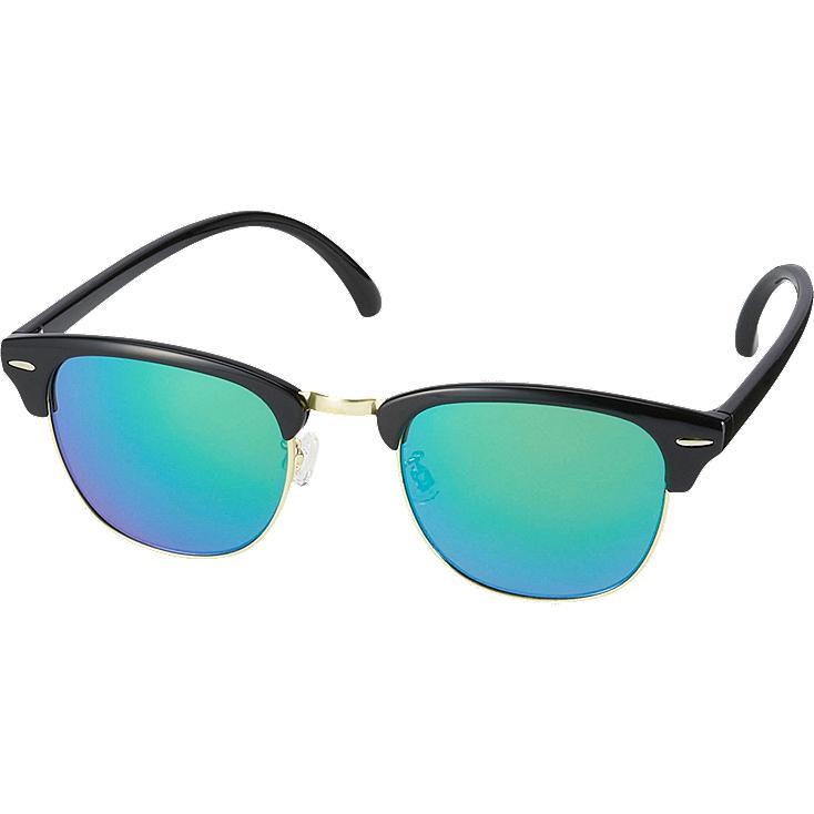 UNISEX Sonnenbrille Metall Optik