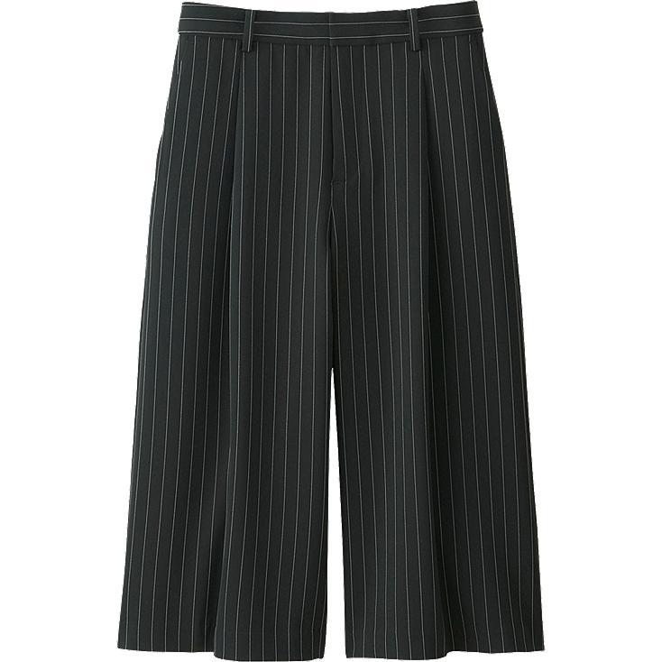 WOMEN Drape Easy Care Culottes Trousers