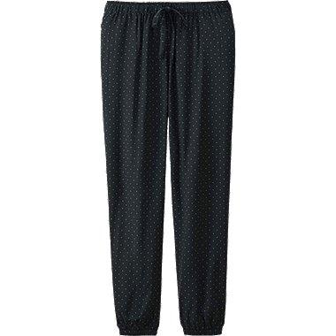 WOMEN Drape Pants (Dot)