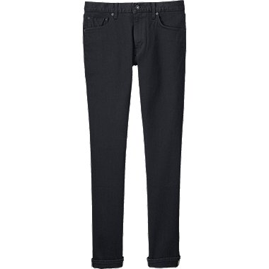 MEN Stretch Selvedge Skinny Fit Jeans