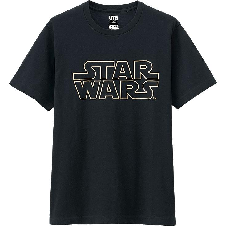 MEN STAR WARS Short Sleeve Graphic T-Shirt