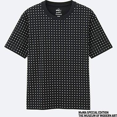 HERREN T-Shirt Bedruckt SPRZ NY (Francois Morellet)