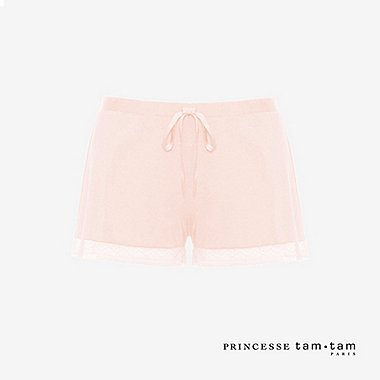 WOMEN PRINCESSE TAM.TAM LOUNGE SHORTS DOUCEUR (NEW FLORA)