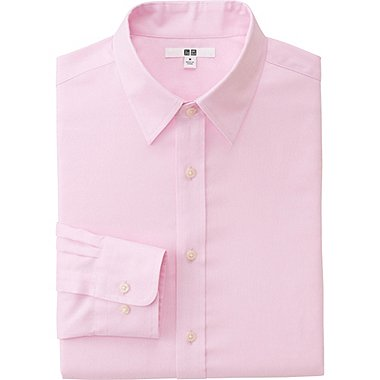 HERREN EASY CARE OXFORD-HEMD (REGULAR FIT, KENT-KRAGEN)