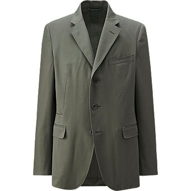 MEN LEMAIRE Cotton Twill Jacket