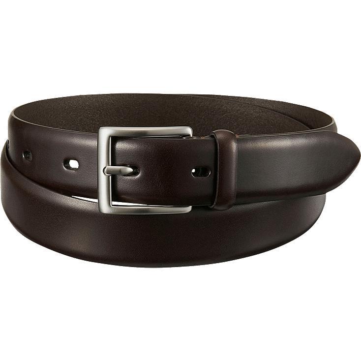 Cinturón cuero italiano sin costura HOMBRE
