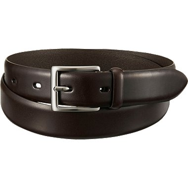MEN Italian Leather No Stitched Belt