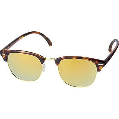 UNISEX Sonnenbrille Metall Optik