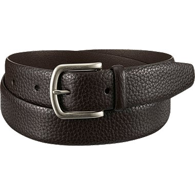 MEN Italian Leather Soft Belt