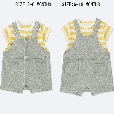BABIES NEWBORN COORDINATE SHORT ALL