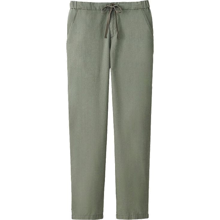 Pantalon Coton FEMME