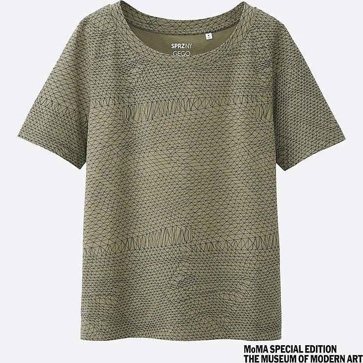 T-Shirt SPRZ NY Manches Courtes (Gego) FEMME
