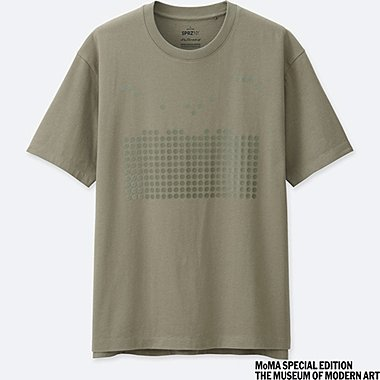 MEN SPRZ NY Graphic T-Shirt (Josef Albers)
