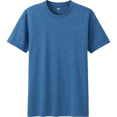 HERREN T-Shirt Rundhals aus Supima Cotton