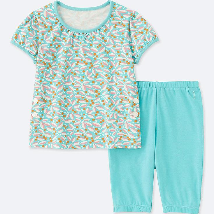 BABIES INFANT EPICE Short Sleeve Pyjamas