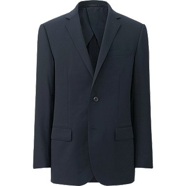 Veste Laine Stretch Slim Fit HOMME